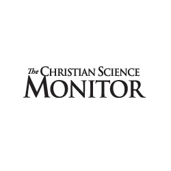 Kenneth Wisnefski in The Christian Science Monitor