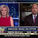 Ken Wisnefski on Fox Business with Host Gerri Willis talk about Amazon's new 'Make an Offer' Feature