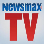 Newsmax TV Square